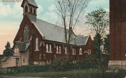 Church Of Englican, Richmond, Quebec Eglise Anglicane - Quebec