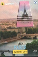 PARIS - Romantic City - DVD - Travel