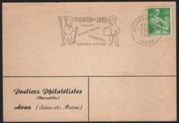 FRANCE VILLARD DE LANS 1981 - 1050M. - CLIMATISME - TOURISME - SPORTS D'HIVER - POSTAL CARD - Inverno
