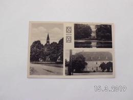 "Calbitz. - Gasthof ""Drei Lilien"". (18 - 10 - 1948) - Germania"