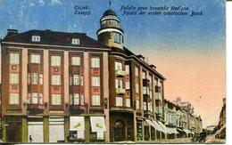 007184  Osijek - Palaca Prve Hrvatske Stedione - Kroatien