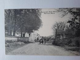 Bassoncourt  Place De La Mairie - France