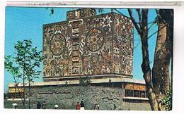 MEXIQUE  MEXICO BIBLIOTECA UNIVERSITARIA US161 - Mexique