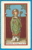Holycard    St. Augustin    246   St. Eligius - Devotieprenten