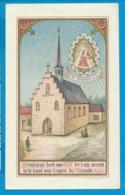 Holycard    St. Augustin    O.L.V. Ter Hulpe   Essen - Images Religieuses