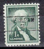 USA Precancel Vorausentwertung Preo, Locals Georgia, Bethlehem 748 - Vorausentwertungen