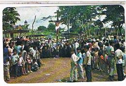 MEXIQUE  COLONIA STO DOMINGO VOLCAN TACANE 1987       US128 - Mexique