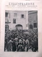 L'Illustrazione Italiana 17 Aprile 1921 Scavi Di Aquileia Absburgo Elezioni Roma - Libri, Riviste, Fumetti