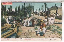 MEXIQUE  XOCHIMILCO 1908       US147 - Mexique
