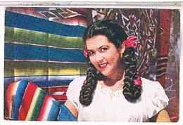 MEXIQUE FEMME SARAPES     US150 - Mexique