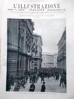 L'Illustrazione Italiana 24 Aprile 1921 Mutilati Scala Monfalcone Fascismo Cassa - Libri, Riviste, Fumetti