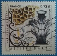 France 2017 : Les Métiers D'Art. Feronnier D'art N° 5135 Oblitéré - France