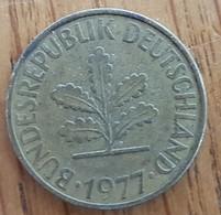 Germany Deutschland   10 Pfennig 1977 J - 10 Pfennig