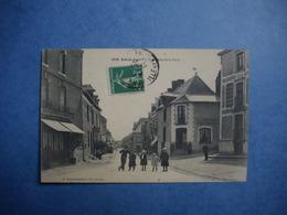JANZE  -  37  -  Avenue De La Gare  -  Indre Et Loire - France