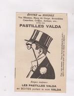 CPA   ILLUSTREE PUB PASTILLES VALDA - Pubblicitari