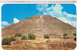 MEXIQUE  PIRAMIDE DEL SOL US143 - Mexique