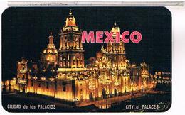 MEXIQUE  MEXICO CATEDRAL US154 - Mexique