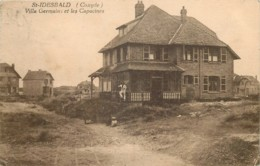 Belgique - Coxyde - Saint-Idesbald - Villa Germaine Et Les Capucines - Koksijde