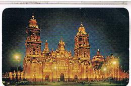 MEXIQUE  MEXICO CATEDRAL  1989 US133 - Mexique