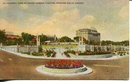 007186  General View Of Oakes Garden Theatre, Niagara Falls - Niagarafälle