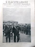 L'Illustrazione Italiana 8 Maggio 1921 Marat Mascagni Adami Ferrara Fiume Mestre - Libri, Riviste, Fumetti