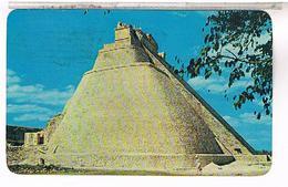 MEXIQUE  TEMPLO DEL ADIVINO  1974   US146 - Mexique