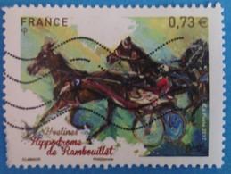 France 2017 : Hippodrome De Rambouillet N° 5158 Oblitéré - France