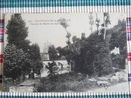 VILLEFRANCHE DE ROUERGUE / VUE PRISE DU MOULIN DES SEPT MEULES / 1916 - Villefranche De Rouergue