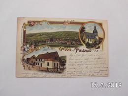 Gruss Aus Pölsfeld. (5 - 10 - 1899) - Germania