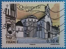 France 2016 : Ville De Quimperlé N° 5071 Oblitéré - France