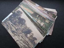 LOT 55 CP BELGIQUE (K02) EXPOSITION UNIVERSELLE 1910 (15 Vues) Incendie, Pavillon Moët & Chandon, Pavillons - Universal Exhibitions