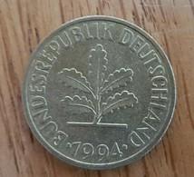 Germany Deutschland   10 Pfennig 1994 G - 10 Pfennig