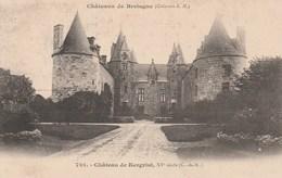 CHATEAU DE KERGRIST - France