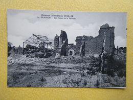 GLAGEON. Les Ruines De La Guerre 1914-1918. La Verrerie. - France