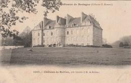 CHATEAU DE ROBIEN PRES QUINTIN - France