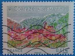 France 2014 : Série Touristique, Coaraze N° 4881 Oblitéré - France