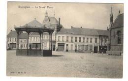 BELGIQUE - WAEREGHEM La Grand'Place (voir Descriptif) - Waregem