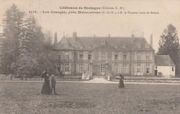LES GRANGES PRES MONCONTOUR - France