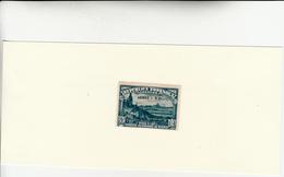 "Spain,Spagna. 1938 - Stamp Defence Of Madrid, Marked "" Aereo + 5pts "" - Posta Aerea"