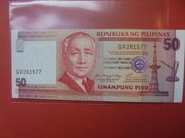 PHILIPPINES 50 PISO 1987-94 PEU CIRCULER/NEUF - Philippines