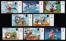 1988 Redonda Disney Finland 88 International Philatelic Exhibition MNH** B568 - Disney