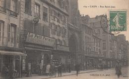 CAEN : Rue St Jean N°4 - Caen