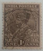 25)....inde...British India King George 5th Used Stamp... - India (...-1947)