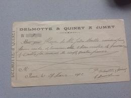 Jumet Delmotte Et Quinet 1902 - Belgique