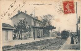 I 82 - 69 - CALUIRE - Rhône - La Gare - Caluire Et Cuire