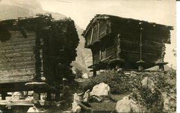 007198  Stadel In Winkelmatten Bei Zermatt - VS Wallis