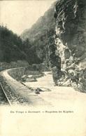 007199  De Viège à Zermatt - Rapides De Kipfen - VS Wallis