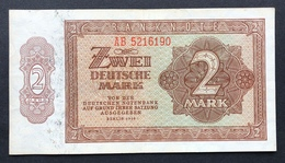 Germany 2 Mark 1948 - [ 5] 1945-1949 : Bezetting Door De Geallieerden