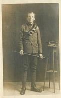 WW1 - PORTRAIT OF A SOLDIER #85105 - War 1914-18