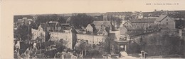 CAEN : La Caserne Du Château ( Carte Double ) - Caen